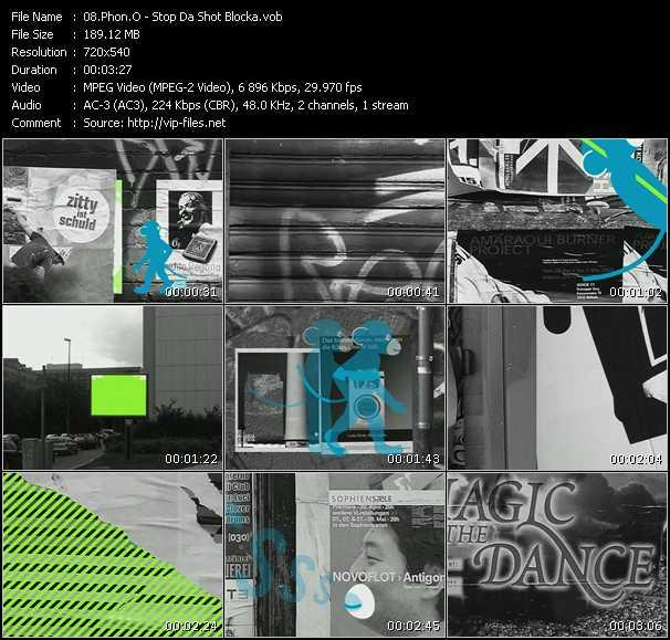 Phon.O video screenshot