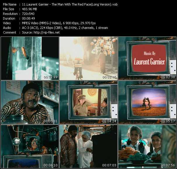 Laurent Garnier video screenshot