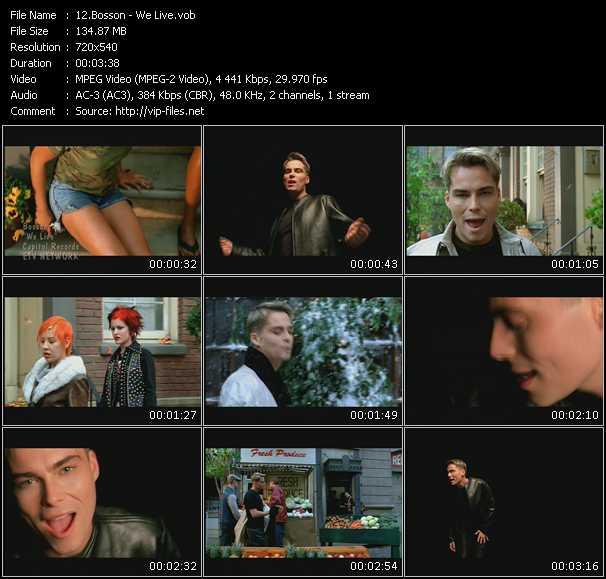 Bosson video screenshot