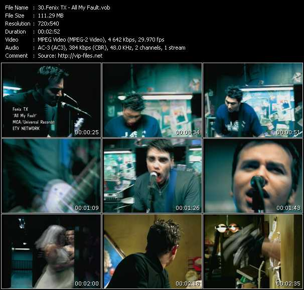 Fenix TX video screenshot