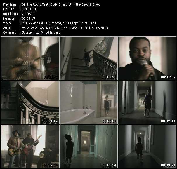 Roots Feat. Cody Chestnutt video screenshot