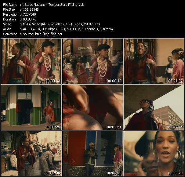 Les Nubians video screenshot