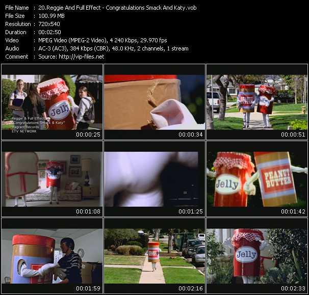 Reggie And Full Effect video screenshot