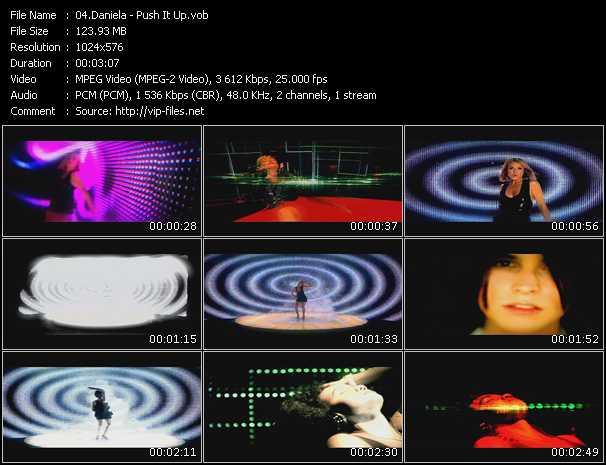 Daniela video screenshot