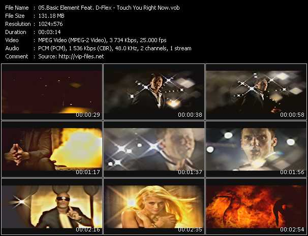 Basic Element Feat. D-Flex video screenshot