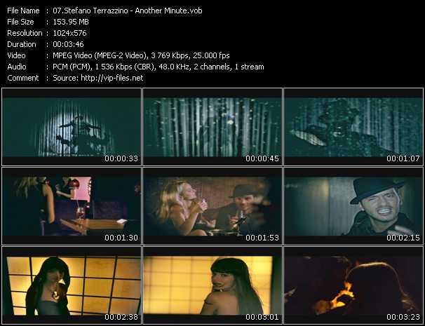 Stefano Terrazzino video screenshot