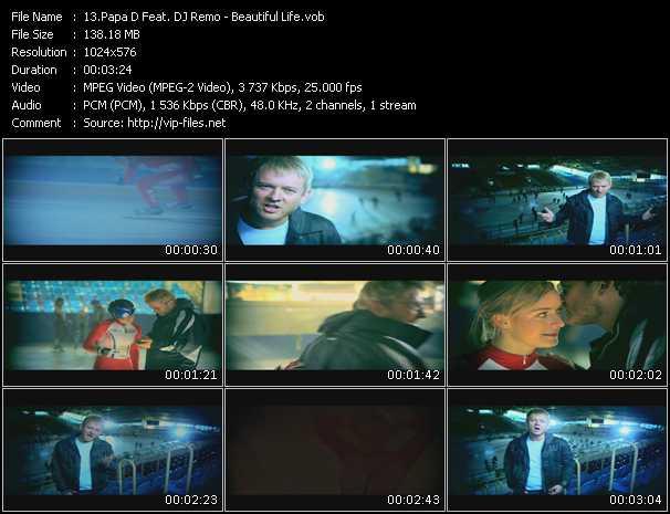 Papa D Feat. DJ Remo video screenshot
