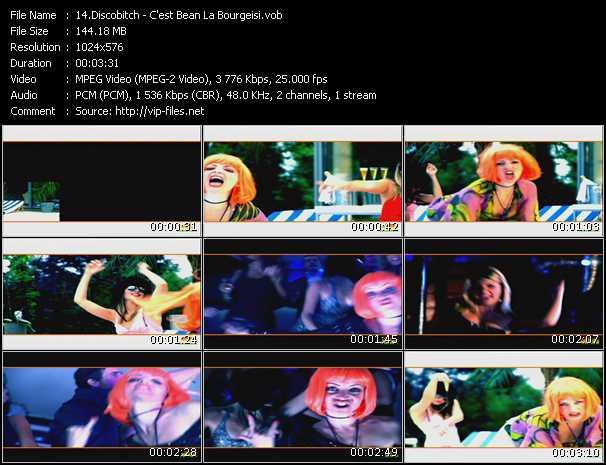 Discobitch video screenshot