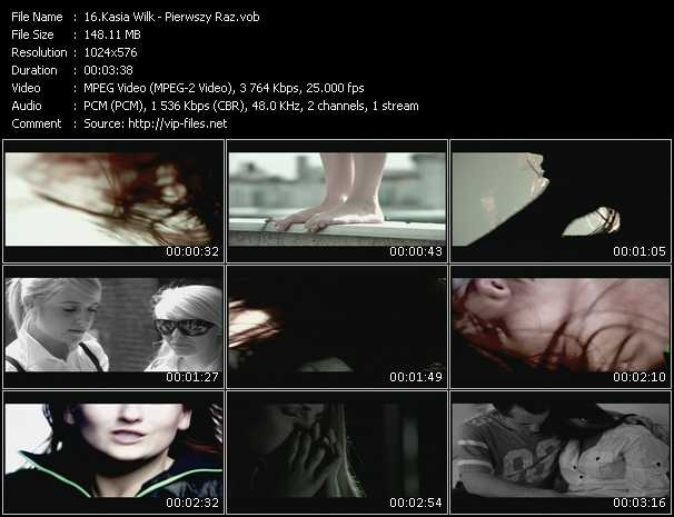 Kasia Wilk video screenshot