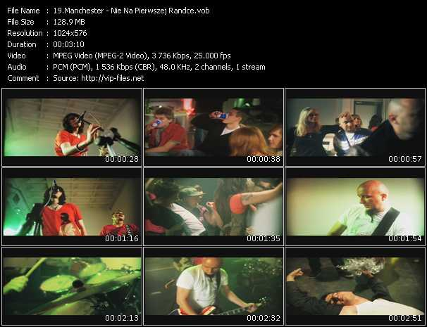 Manchester video screenshot