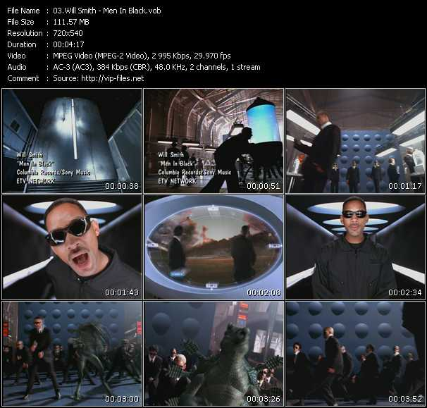 Will Smith video screenshot