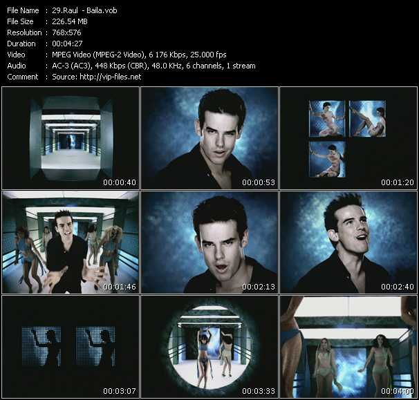 Raul video screenshot