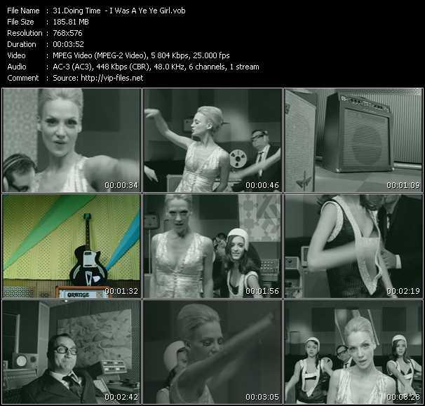 Doing Time video screenshot