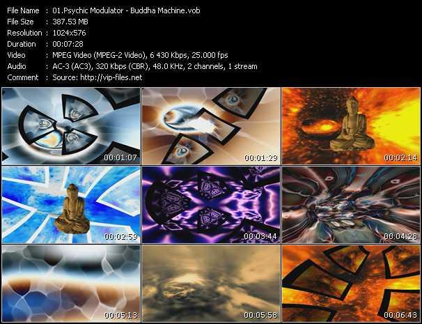 Psychic Modulator video screenshot
