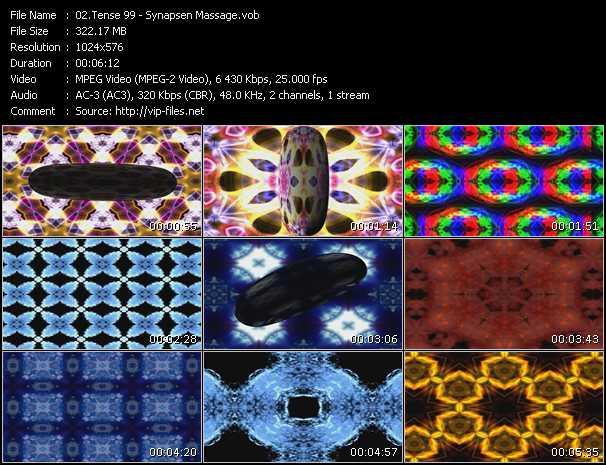 Tense 99 video screenshot