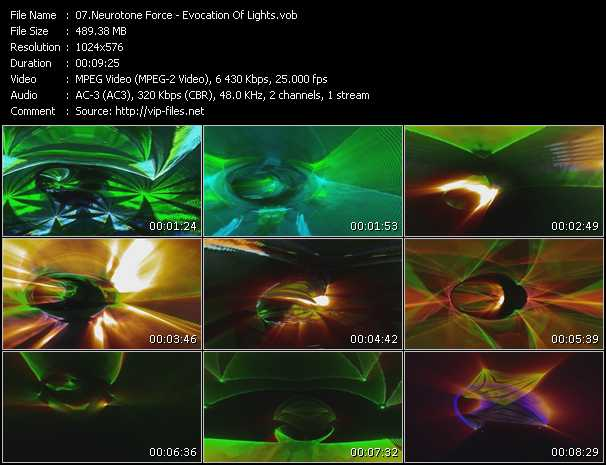 Neurotone Force video screenshot