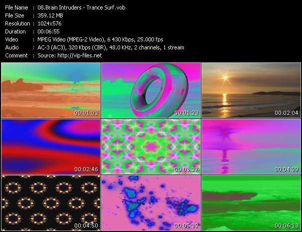Brain Intruders video screenshot