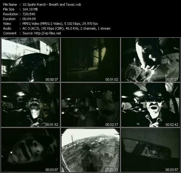 Spahn Ranch video screenshot