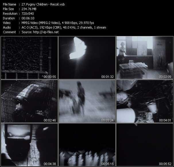 Pygmy Children video screenshot