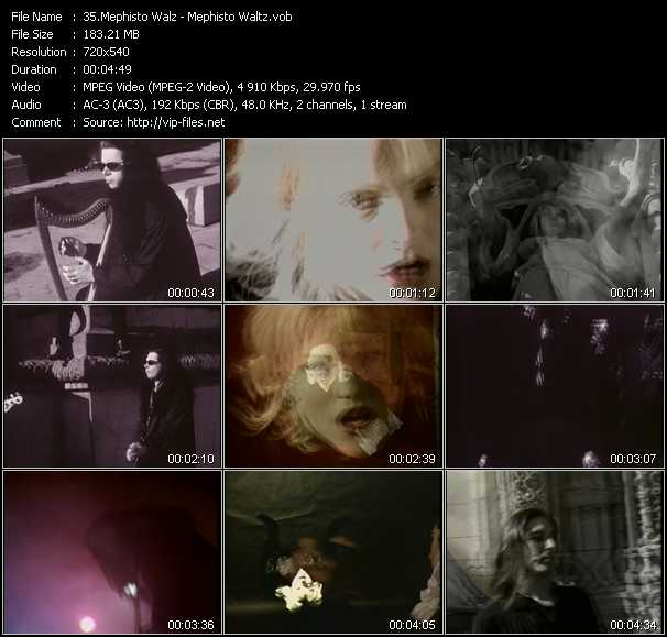Mephisto Walz video screenshot