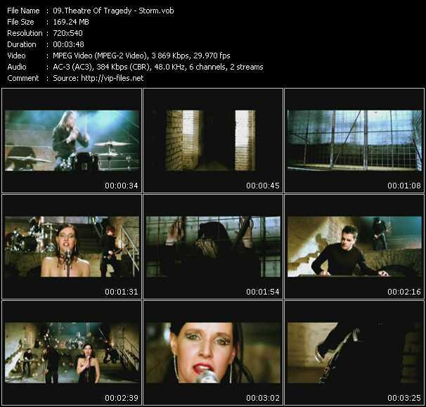 Theatre Of Tragedy video screenshot
