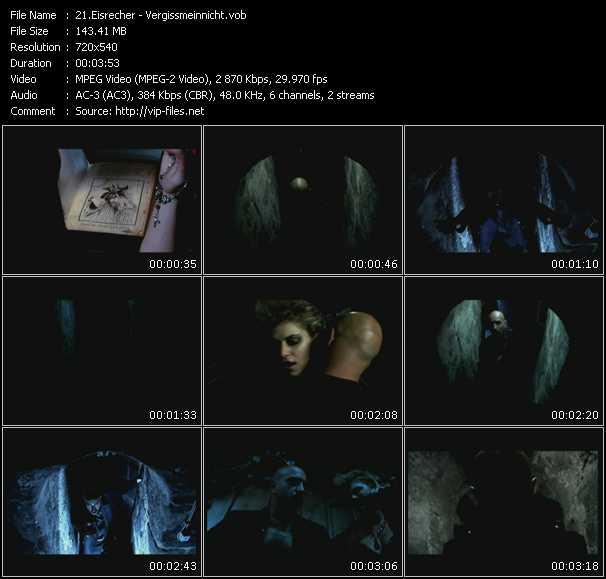 Eisrecher video screenshot