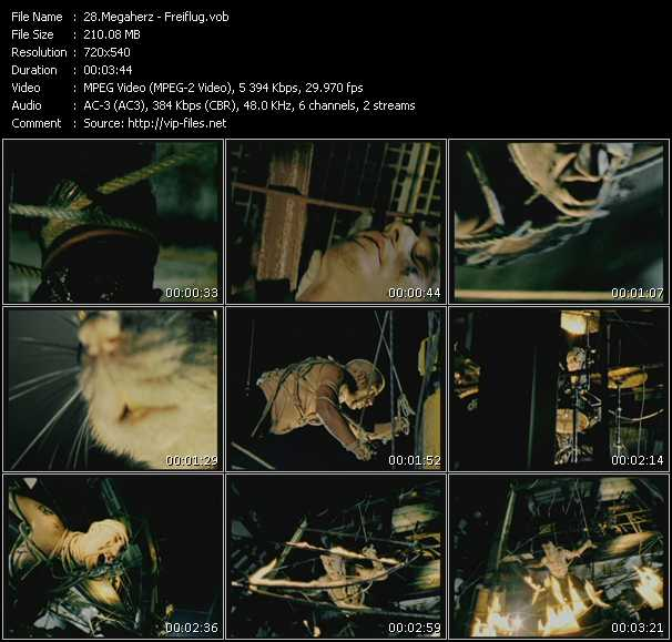 Megaherz video screenshot