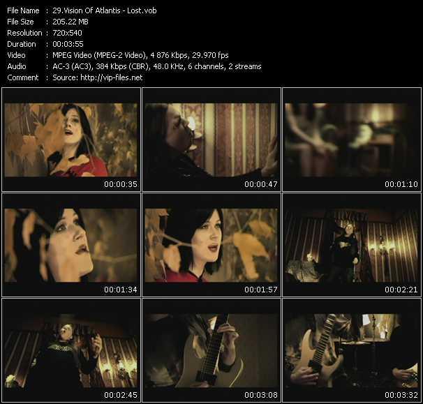 Vision Of Atlantis video screenshot