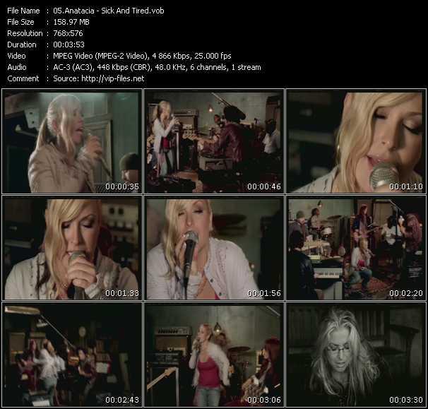 Anatacia video screenshot