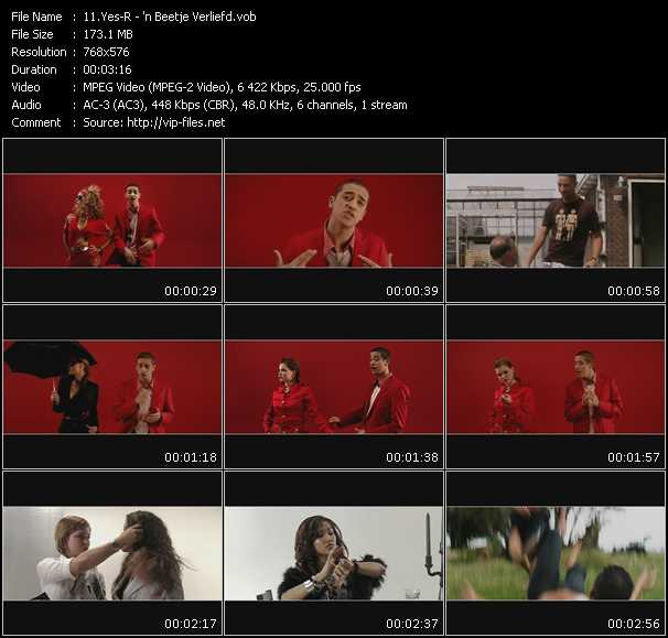 Yes-R video screenshot