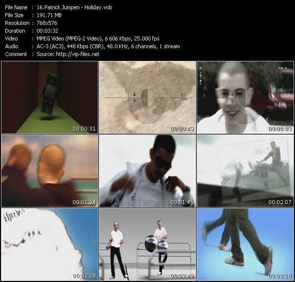 Patrick Jumpen video screenshot