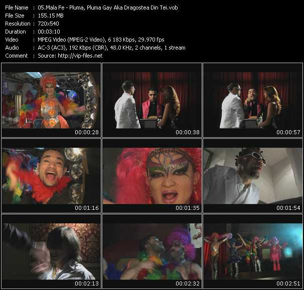 Mala Fe video screenshot