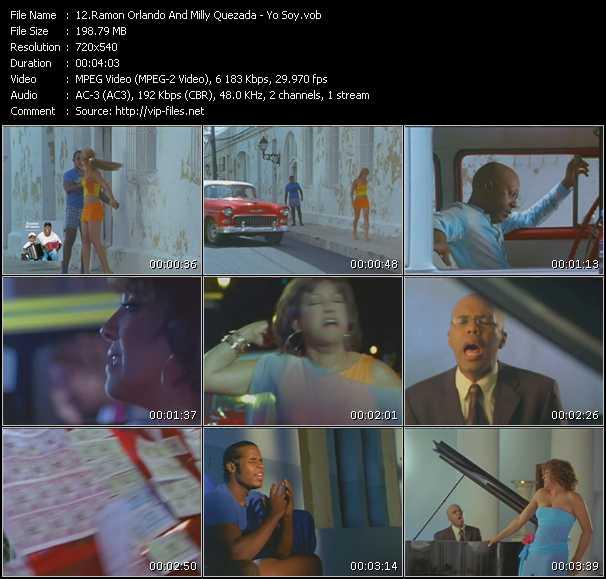 Ramon Orlando And Milly Quezada video screenshot