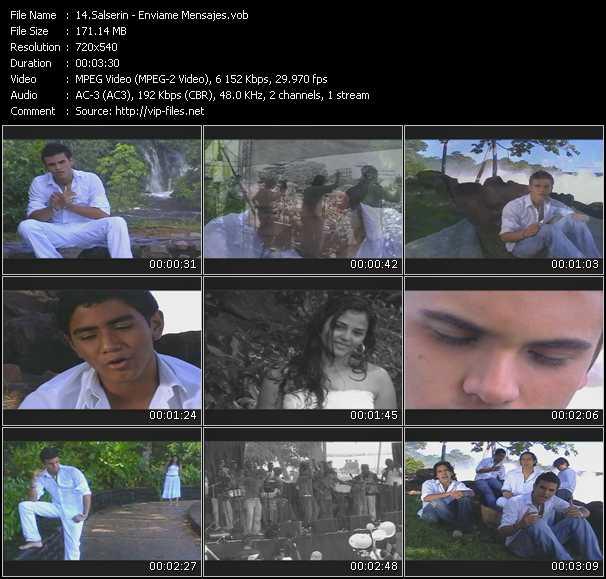 Salserin video screenshot