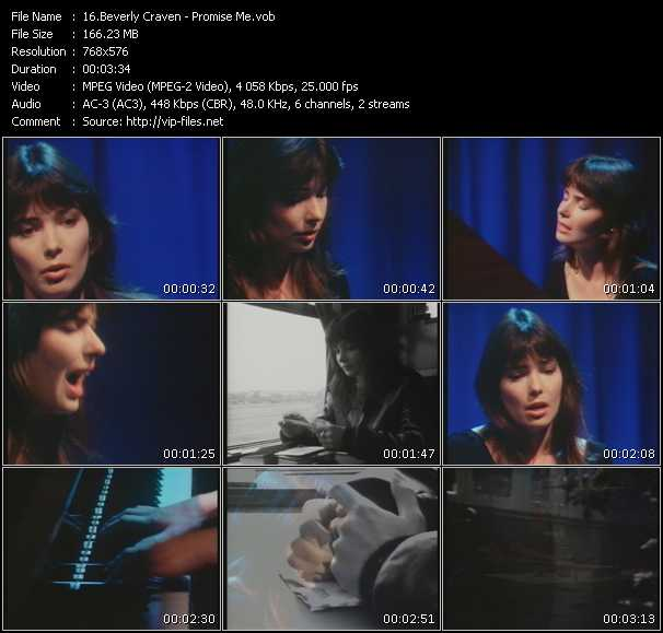 Beverly Craven video screenshot