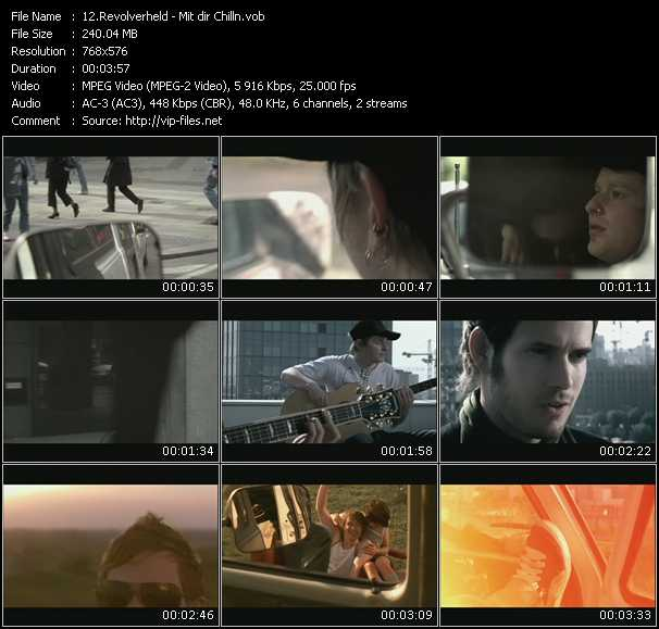 Revolverheld video screenshot