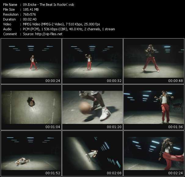 Ericke video screenshot