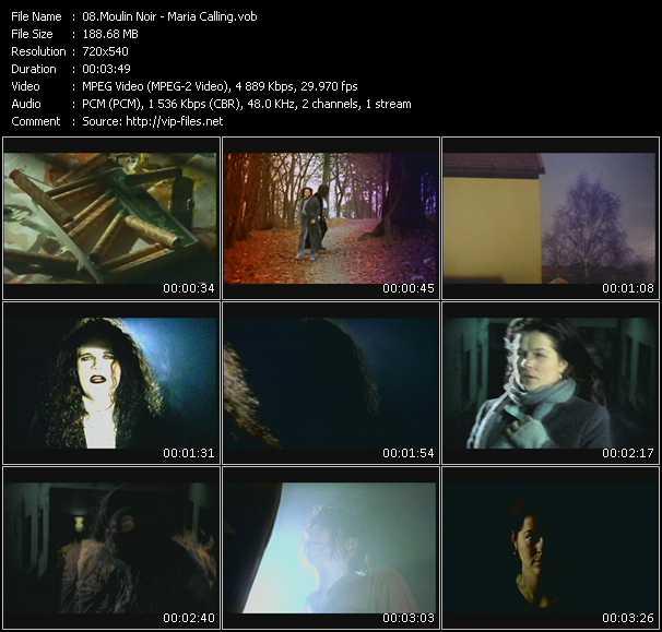 Moulin Noir video screenshot