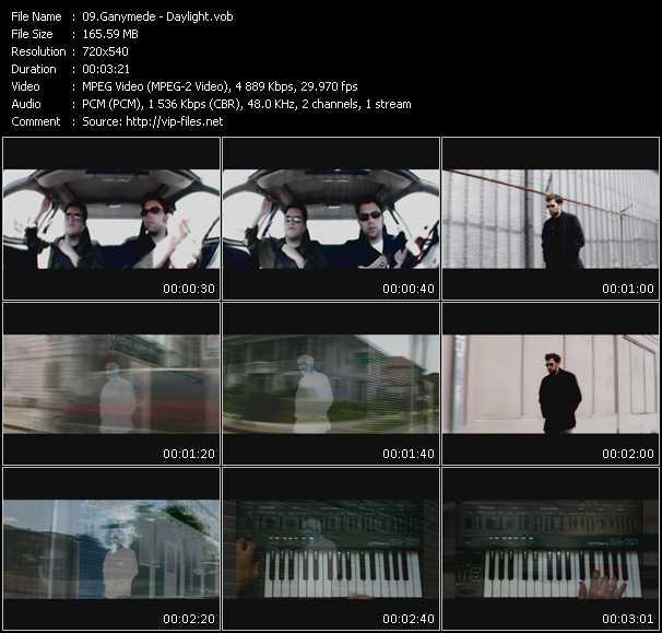 video Daylight screen