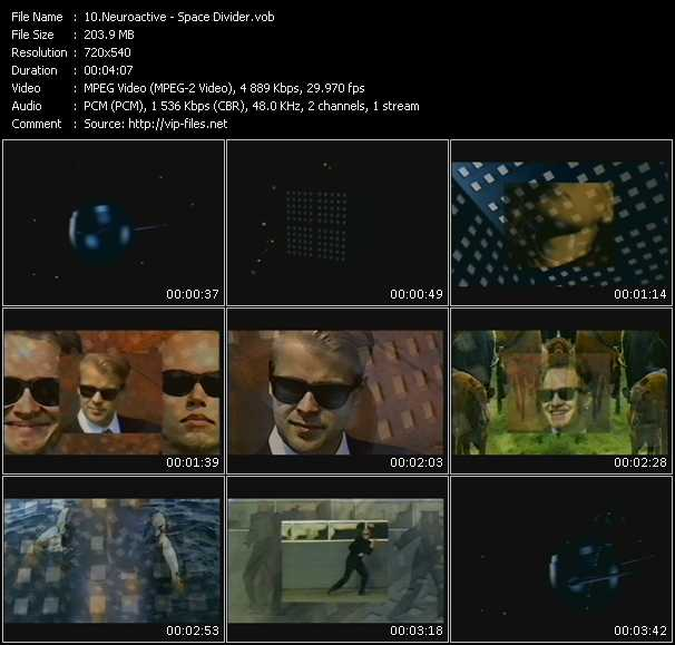 Neuroactive video screenshot