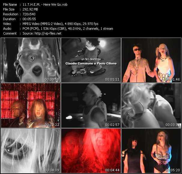 T.H.E.M. (Thee Human Ego Maniacs) video screenshot