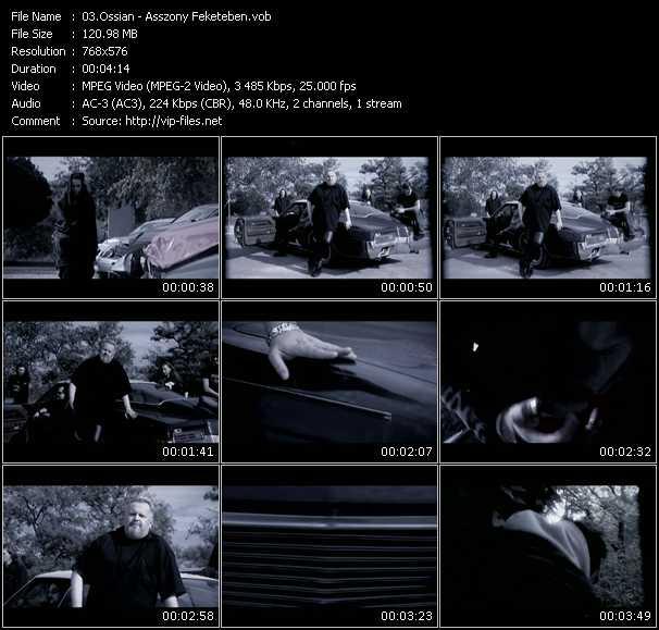 Ossian video screenshot