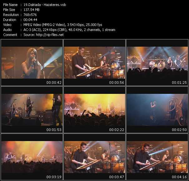 Dalriada video screenshot