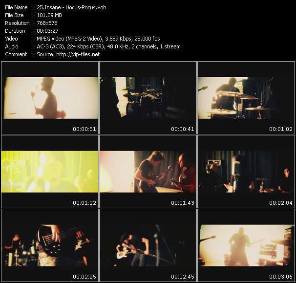 Insane video screenshot