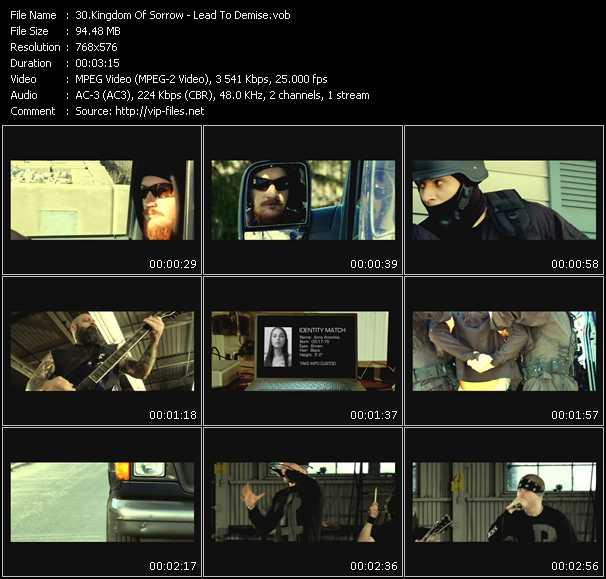 Kingdom Of Sorrow video screenshot