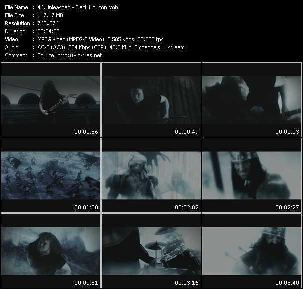 Unleashed video screenshot