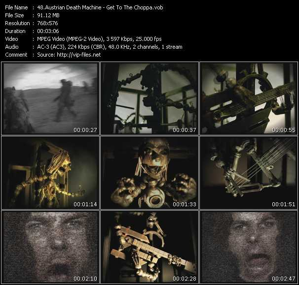 Austrian Death Machine video screenshot