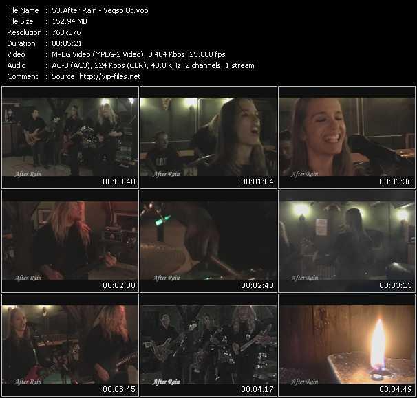 After Rain video screenshot