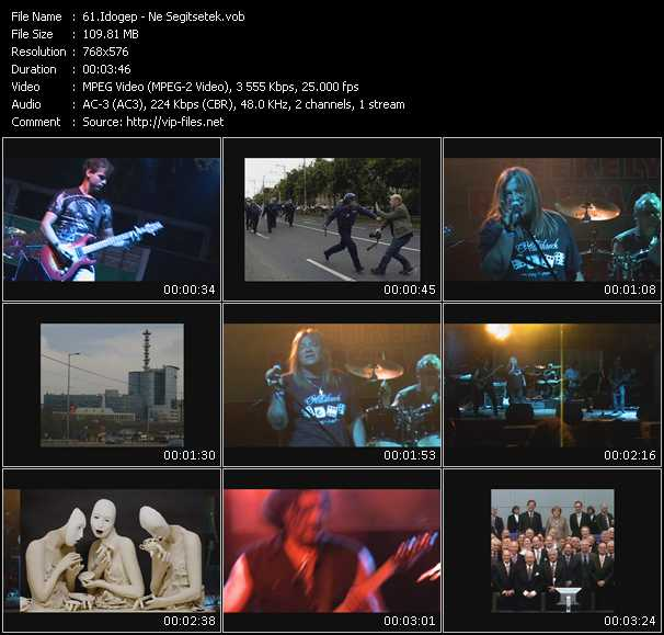 Idogep video screenshot