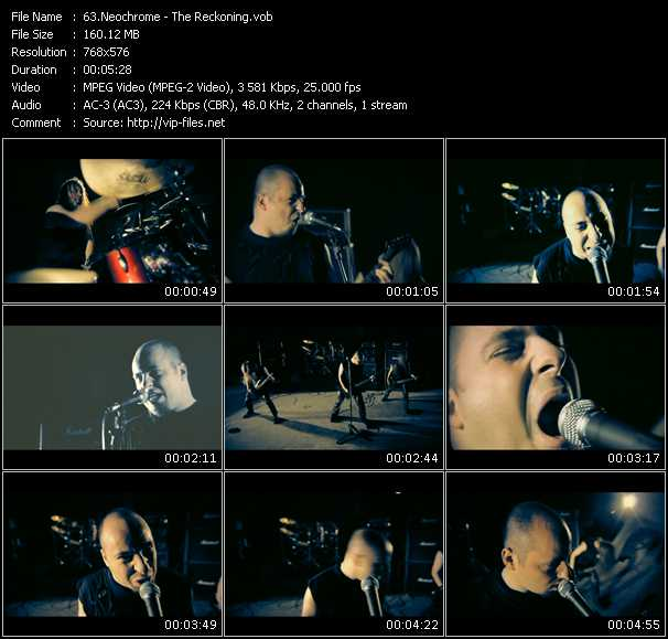 Neochrome video screenshot